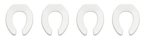 American Standard 5001G055.020 5001G.055.020 Toilet Seat (4-(Pack))