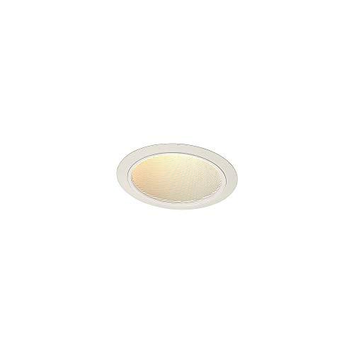 (Juno Lighting Group 614W-WH 6-Inch Standard Slope Downlight Baffle, White)