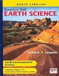 Earth Science, Tarbuck, Edward J. and Lutgens, Frederick K., 0131258958
