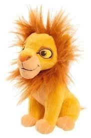 Lion Guard Simba Small Plush Just Play