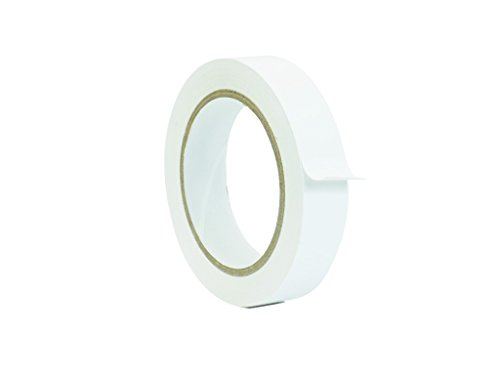 WOD CVT-536 White Vinyl Pinstriping Dance Floor Tape, Safety Marking Floor Splicing Tape (Also Available in Multiple Sizes & Colors): 1.5 in. wide x 36 yds. (Pack of 1)