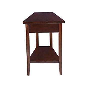 Amazon Com Phoenix Home Tilburg Chair Side Solid Wood