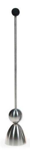 Eierköpfer Clack Edelstahl Höhe 24 cm