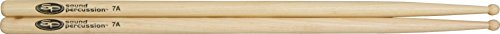 (Sound Percussion Labs Hickory Drumsticks - Pair Wood 7A)