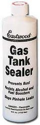 Eastwood Steel Aluminum Fiberglass Gas Tank Sealer One Pint 16 oz