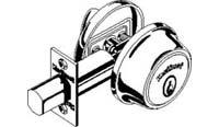 UPC 842049051335, Kwikset 660-15 RCAL RCS Satin Nickel Single Cylinder Deadbolt