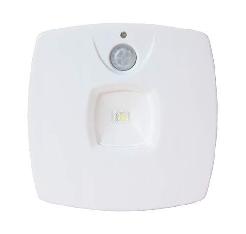 SENIOR WORLD Juvo Wonderlite Motion Sensor Battery Operated Automatic LED Light (White)