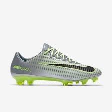 NIKE Mercurial Vapor XI FG Men's Firm-Ground Soccer Cleat (Nike Mercurial Vapor Green)
