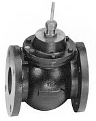 Johnson Controls - VG2831UM - Globe Valve, 3-Way Mixing, 3 In, Flanged from Johnson Controls, Inc.