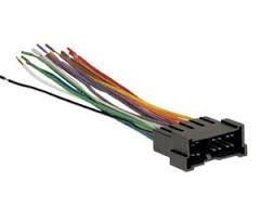 Stereo Wire Harness Hyundai Elantra 01 02 03 04 05 06 2001 2002 2003 2004 2005 2006 (car radio wiring installation parts)
