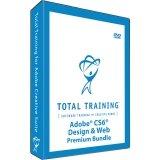 Total Training Software - Adobe Creative Suite 6: Design and Web Premium Bundle