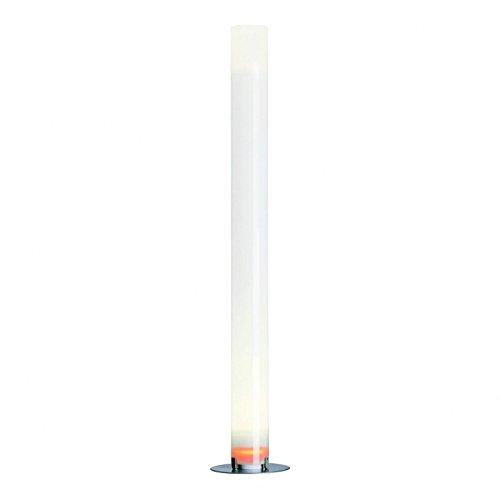 Flos Stylos - Lámpara de pie, color blanco mate: Amazon.es ...