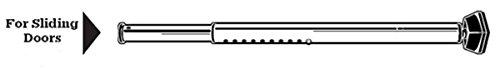 Master Lock Security Bar, Adjustable Door Security Bar, 265DCCSEN