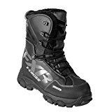 FXR X-CROSS Lace-up Snowmobile Boots Black OPS-Mens 11/EU45