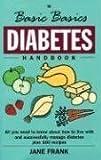 The Basic Basics Diabetic Handbook, Jane Frank, 190401075X