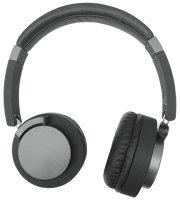 Sentry BT500 Bluetooth Headphones Black (The Head Sentry Over Headphones)