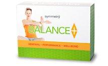 Symétrie balance +: + BALANCE contient des plantes adaptogènes importantes, qui en Médecine Traditionnelle Chinoise aident le corps à maintenir l'équilibre et la restauration aussi la santé lorsqu'ils sont malades. Lorsque l'équilibre + est pris régulière