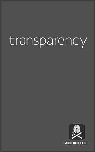 Google libros electrónicos Transparency 0615480780 by John Kim in Spanish PDF PDB