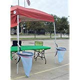 - Hang N Out Too, The Ultimate Tailgating Trash Bag Holder