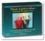 Think and Get Slim - Abraham on Natural Weight Loss (CD)