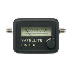 Prolink Perfect Vision Satellite Signal Finder Meter with Beep Tone by Prolink