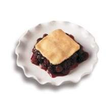 Sara Lee Chef Pierre Homestyle Blackberry Cobbler, 6 Pound -- 4 per case. by Sara Lee