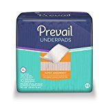- Prevail Super Absorbency Incontinence Underpads, Extra Large, 10-Count (Pack of 4)