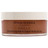Detoxifying Salt & Sugar Body Scrub, African Botanics