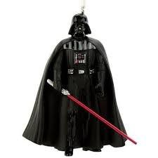 Star Wars Darth Vader Ornament (Hallmark Star Wars Darth Vader Christmas)