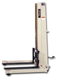 Beech Engineering & Mfg. Hydraulic Pallet Stackers Battery Power Lift Hss4