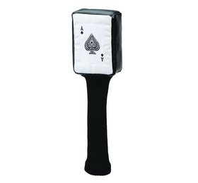 (Casino: Playing Cards Headcover: Ace of Spades)