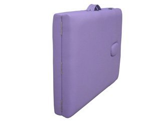 New Purple PU Portable Massage Table w/Free Carry Case U1 Chair Bed Spa Facial by BestMassage