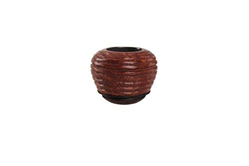 Falcon Apple Spiral Tobacco Pipe (Spiral Pipe)