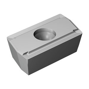 Sandvik Coromant R424.9-18 06 08-23  4235 Carbide Counterboring and Skiving Insert, Peripheral Insert Grade 4235 for Steel Materials, 11.5 mm Inscribed Circle (Pack of 10) by Sandvik Coromant