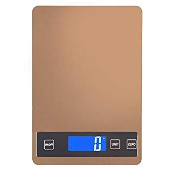 Fiesta Bloomerang Portable Household Electronic Food Scales