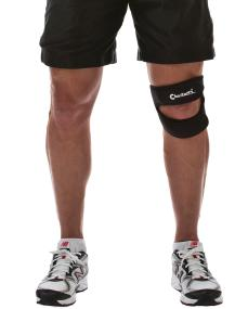The patented Cho-Pat Dual Action Knee Strap - designed by an orthotist. Made in the USA.