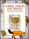 Animal Tracks and Traces, Kathleen V. Kudlinski, 0531151859