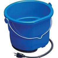 Heated Buckets Horse (DPD Heated Flatback Bucket - 10 Quart)