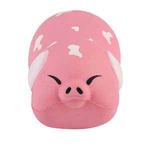 """Anboor 4.7"""" Jumbo Squishies Pig Slow Rising Squishies Scente"""