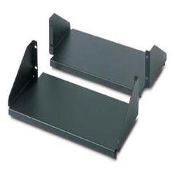 APC AR8422 Fixed Shelf for 2-Post Rack - 250Lbs Capacity ()