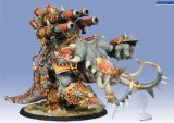Privateer Press - Hordes - Skorne: Mammoth Gargantuan Model Kit 3