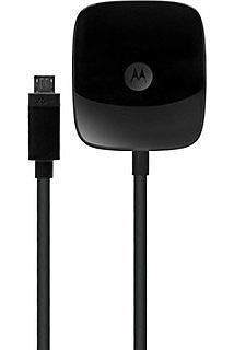 STARKWOOOD 2.8A Fast Turbo Mobile Charger with 1 m Micro USB Charging Cable for All Smartphones  Black  Chargers