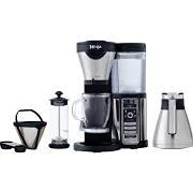 Ninja Coffee Bar Brewer with Stainless Steel Carafe with extras