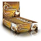 Quest Nutrition Protein Bars, Chocolate Peanut Butter, (Pack of 12), Health Care Stuffs
