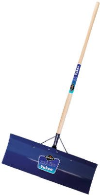 Garant YSP30LU Yukon 30-Inch Steel Blade Snow Pusher - Blue