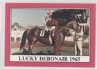 Lucky Debonair (Trading Card) 1991 Horse Star Kentucky Derby - [Base] #91