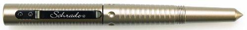 - Schrade SCPEN6S Survival Tactical Pen, Silver