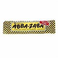 Abba-Zaba Candy Bar 24CT Box (Bar Zaba Candy Abba)