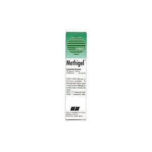Methigel Urinary Acidifier 4.25 Oz Tube