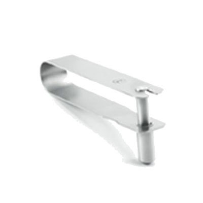 Jewel Olive - Spill-Stop 6358-0 Olive Stuffer, Stainless
